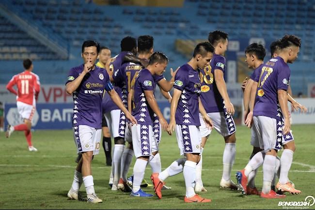 5 điều rút ra sau trận Hà Nội 5-1 TPHCM Quang Hải tỏa sáng hình ảnh