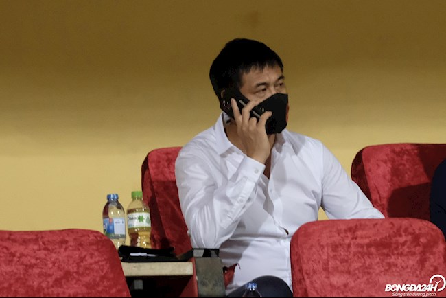 Chu tich CLB TP.HCM Nguyen Huu Thang