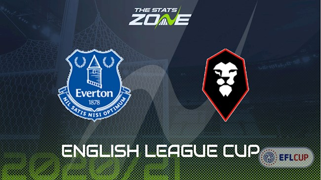 Everton vs Salford