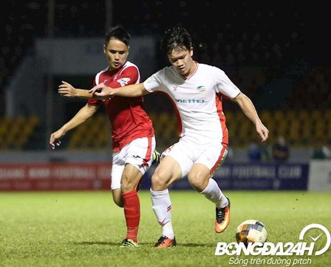 Quang Ninh vs Viettel