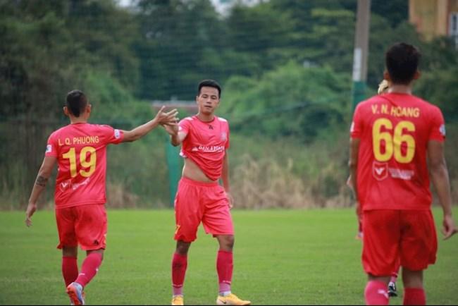 Sài Gòn FC hướng tới lối đá đẹp mắt hình ảnh