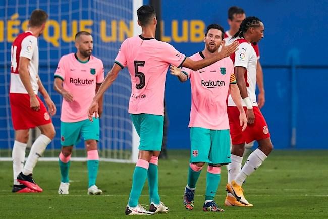 Video Kết quả bàn thắng highlight Barca vs Girona giao hữu hình ảnh
