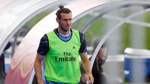 Tiền đạo Gareth Bale là thương vụ hoảng loạn của Tottenham hình ảnh
