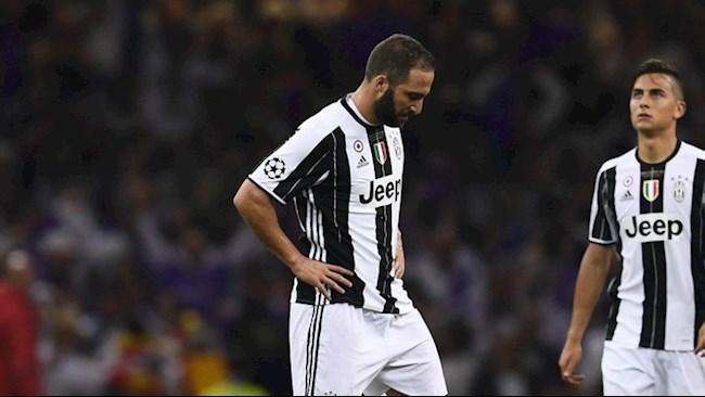 Tiền đạo Gonzalo Higuain chính thức chia tay Juventus hình ảnh