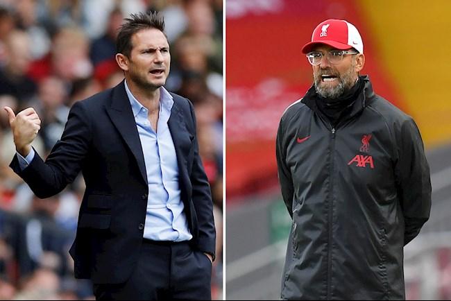 HLV Frank Lampard phát biểu trước trận Chelsea vs Liverpool hình ảnh