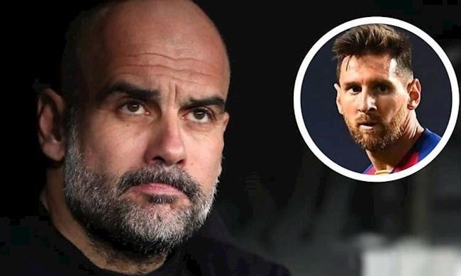 Man City không mua được Lionel Messi, Guardiola nói gì hình ảnh