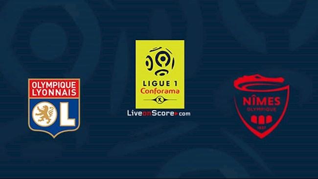 Lyon vs Nimes