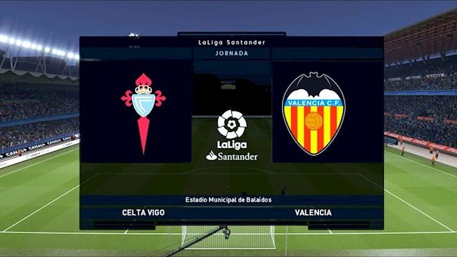 Celta Vigo vs Valencia