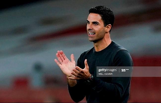 Arsenal thắng nhọc West Ham, Arteta vui nhưng chưa hài lòng hình ảnh