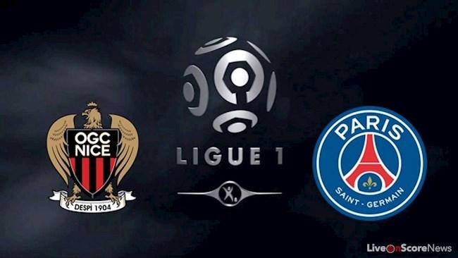 Nice vs PSG