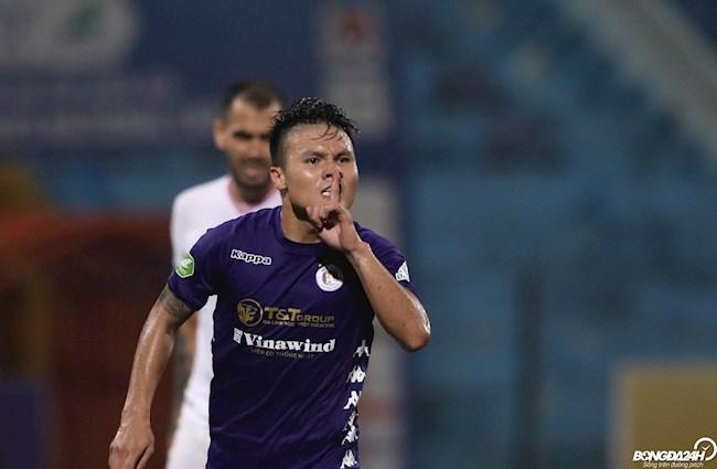 Sắm vai người hùng, Quang Hải tri ân NHM Hà Nội FC hình ảnh