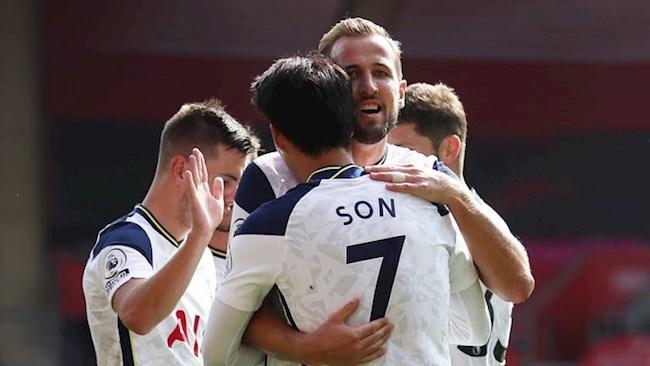 Tottenham danh bai Southampton 5-2