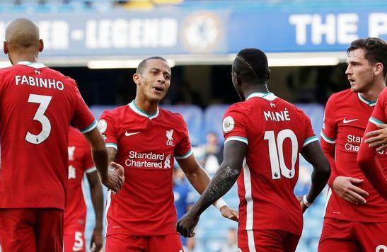 Bất ngờ với cầu thủ hay nhất trận Chelsea 0-2 Liverpool hình ảnh
