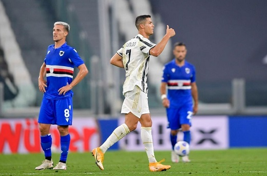Ramsey chỉ ra sự khác biệt giữa Juventus thời Sarri và Pirlo hình ảnh