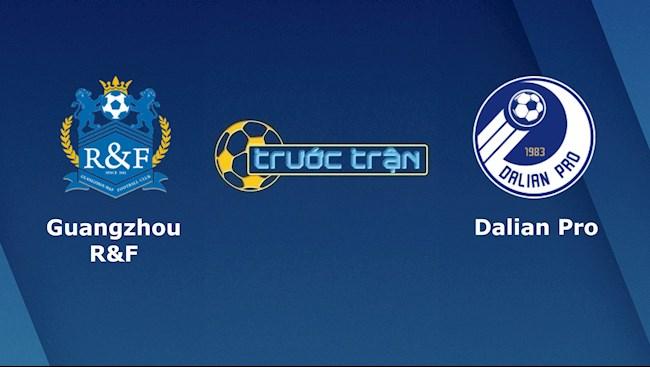 Guangzhou vs Dalian Pro