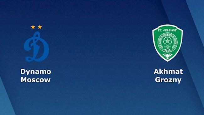 Dinamo Moscow vs Akhmat Grozny