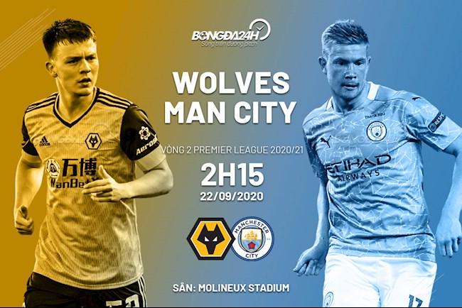 Wolves vs Man City