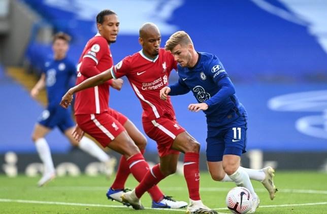 Bất ngờ với cầu thủ hay nhất trận Chelsea 0-2 Liverpool hình ảnh 2