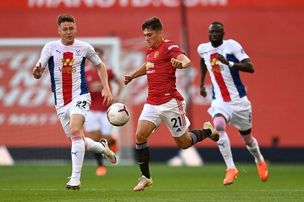 Leeds tính chiêu mộ ngôi sao bị thất sủng Daniel James của MU hình ảnh