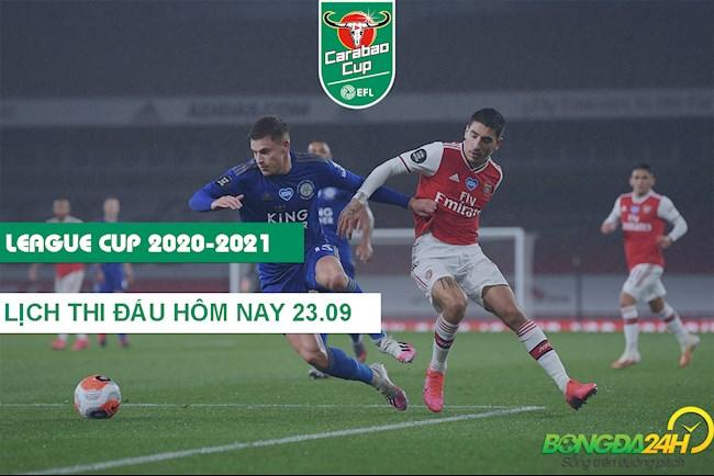 Lịch thi đấu Cúp Liên đoàn Anh 2392020 - LTD League Cup hình ảnh