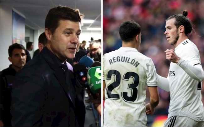 HLV Pochettino nói gì về sự trở lại của tiền đạo Gareth Bale hình ảnh