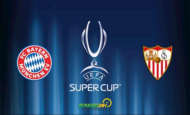 Lịch thi đấu Bayern vs Sevilla đêm 249 mấy giờ kênh nào hình ảnh