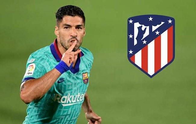 Đàm phán thuận lợi, Luis Suarez sắp là người Atletico Madrid hình ảnh