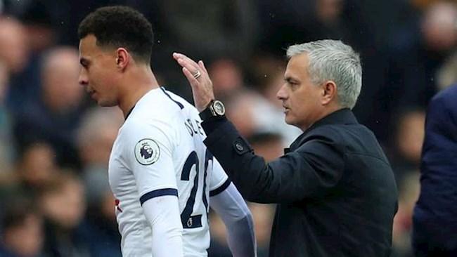 Mourinho tiet lo ly do ruong ray Dele Alli