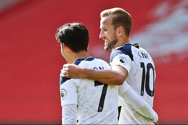 Trung phong… biến hình Harry Kane đang giúp Tottenham quên đi Eriksen