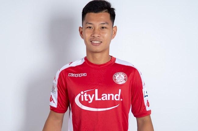 Pham Trum Tinh khong duoc CLB TP.HCM dang ky tham du giai doan 2 V-League 2020