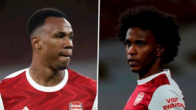 Willian và Gabriel là 2 nhân tố sẽ giúp Arsenal vô địch NHA hình ảnh