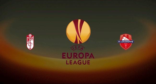 Granada vs Lokomotiv Tbilisi