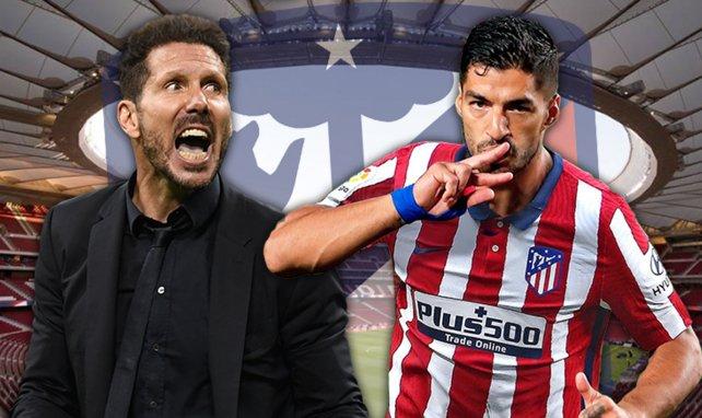 CHÍNH THỨC Luis Suarez cập bến Atletico Madrid hình ảnh 2