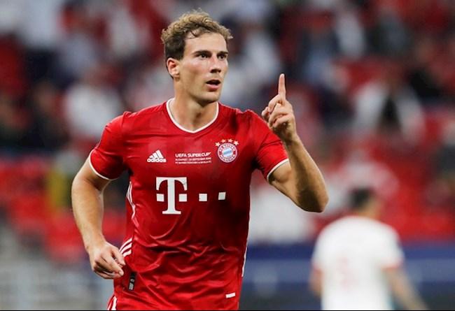 Goretzka go hoa cho Bayern Munich sau pha phoi hop an y