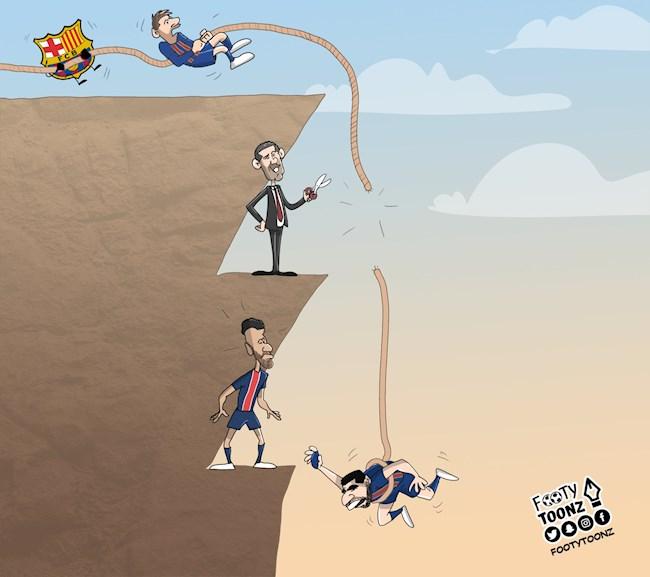 Biếm họa Chelsea có thủ môn mới, Kepa trở lại làm HLV hình ảnh