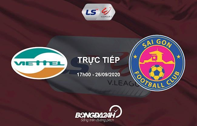 Viettel vs Sài Gòn link xem trực tiếp VLeague 2020 - LTD BD hình ảnh