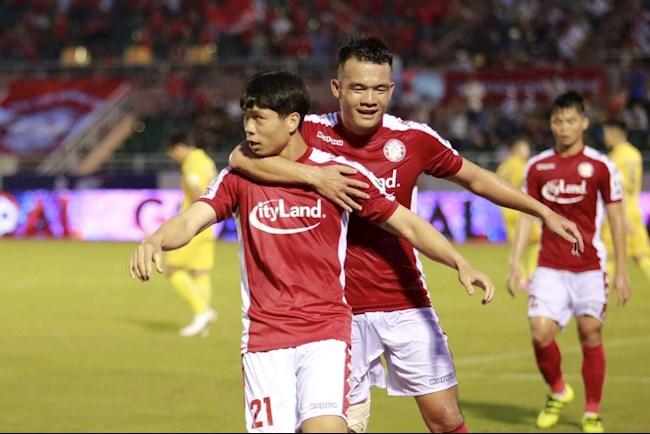 TPHCM vs Nam Dinh