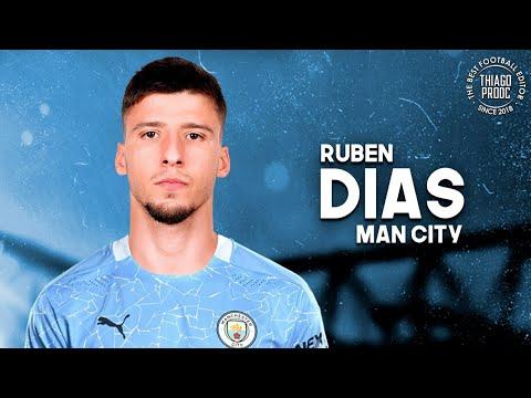 Ruben Dias sap toi Man City