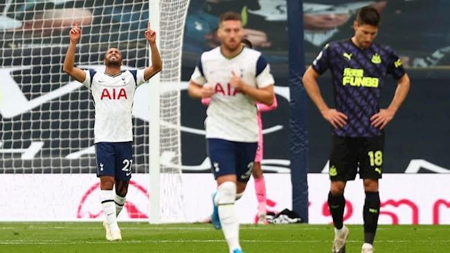 Moura mo ty so cho Tottenham