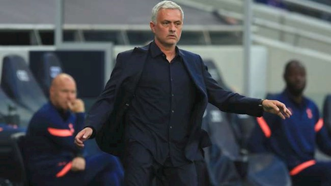 HLV Jose Mourinho nói gì về trận Tottenham 1-1 Newcastle hình ảnh