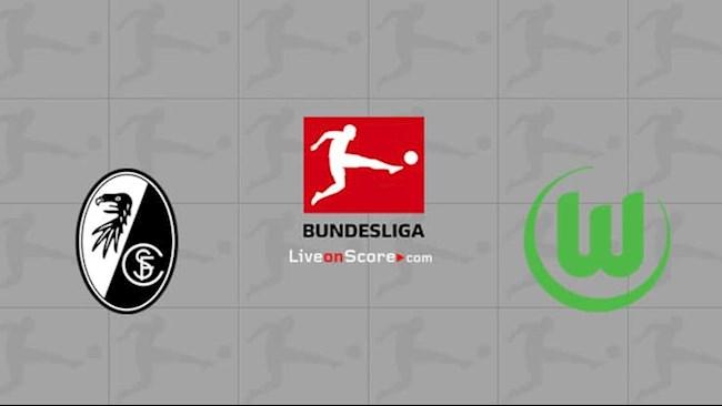 Freiburg vs Wolfsburg
