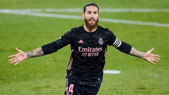 Ramos khẳng định Real Madrid không cần thêm tân binh hình ảnh