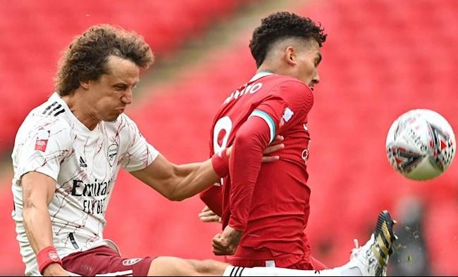 Arsenal đã biết cách ngăn chặn những nhân tố Liverpool hình ảnh