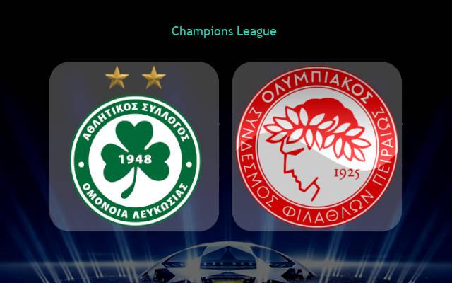 Omonia Nicosia vs Olympiacos