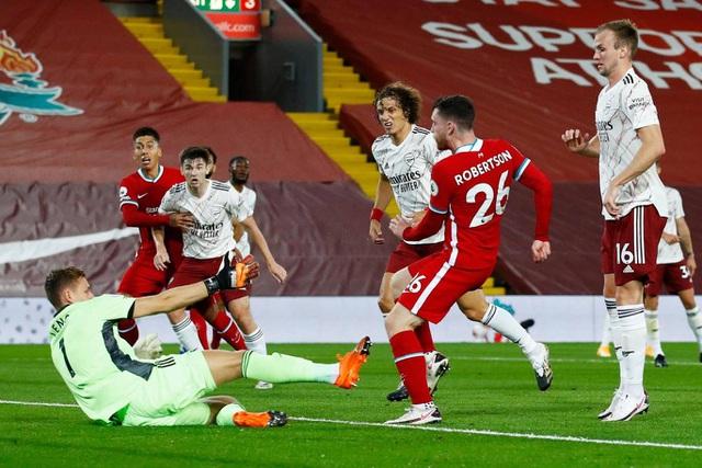 Roy Keane phát biểu về trận Liverpool vs Arsenal hình ảnh