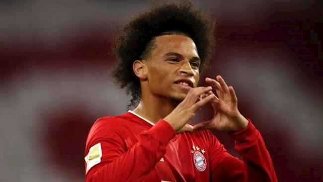 Bayern nhận tin buồn từ tiền vệ Leroy Sane hình ảnh