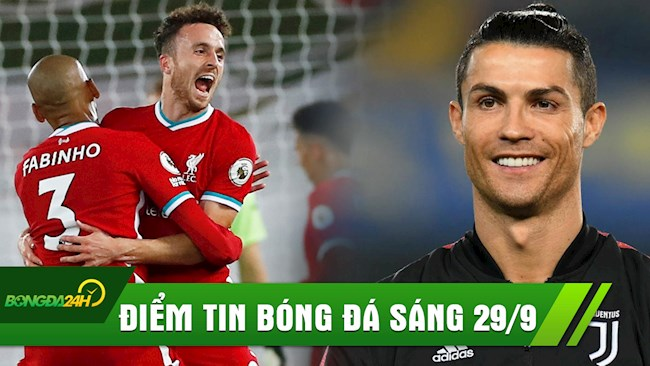 Diem tin bong da 29/9: Vuot Messi, Ronaldo duoc nguong mo nhat the gioi
