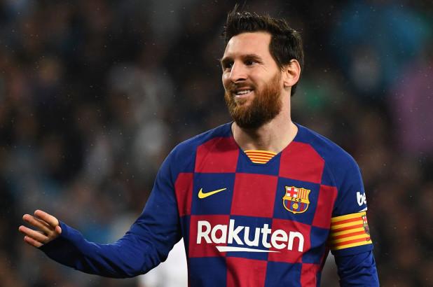 Barca có thể bán Messi với giá 100 triệu euro hình ảnh