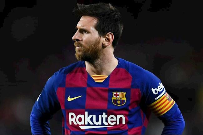 Sốc với mức phí giải phóng của tiền đạo Lionel Messi với Barca hình ảnh