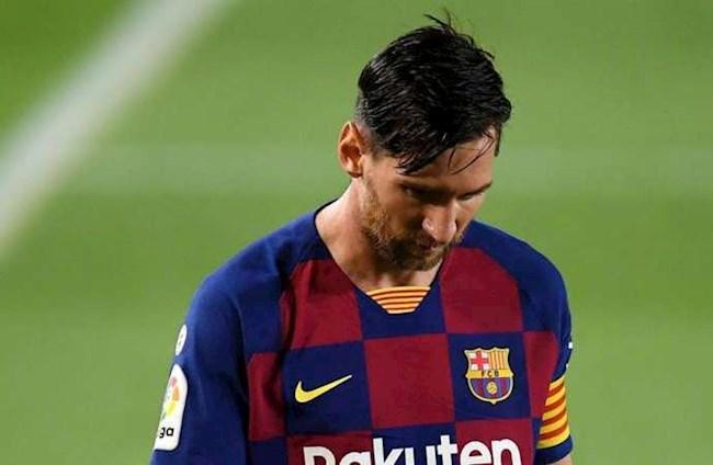 Hình ảnh Lionel Messi có thể bị hủy hoại, NHM Barca rất tội! hình ảnh